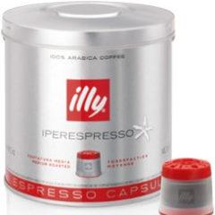 Illy Iperespresso Medium Espresso Capsules