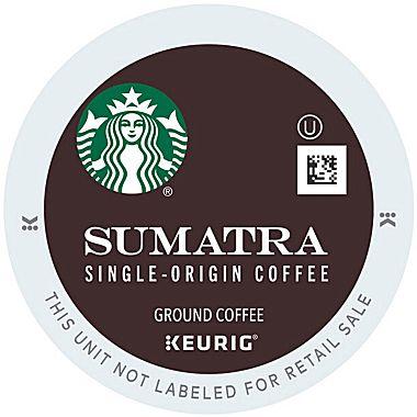 Starbucks® Sumatara