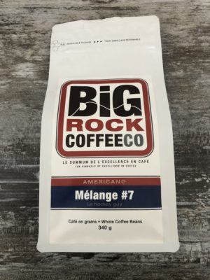 Big Rock, Mélange #7 – Americano