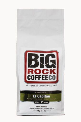Big Rock, El Capitan – Espresso