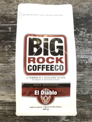 Big Rock, El Diablo – DECA Mexicano