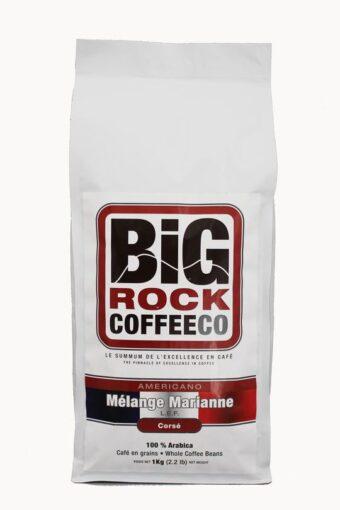 Big Rock, Mélange Marianne – Americano