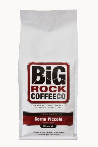 Big Rock, Corno Piccolo – Espresso