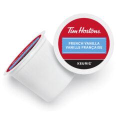 TIM HORTONS® VANILLE FRANÇAISE